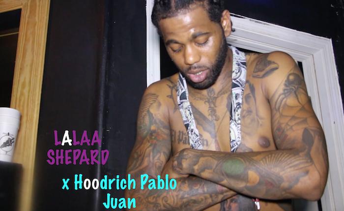 #TheProgressReport: Rising Artist Hoodrich Pablo Juan Gets Personal!