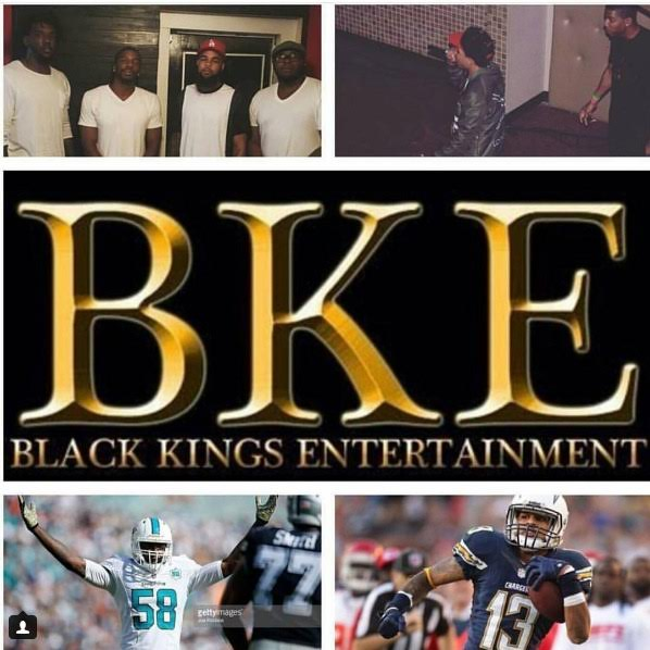 @RealChrisLandry Signs to Black Kings Entertainment Label