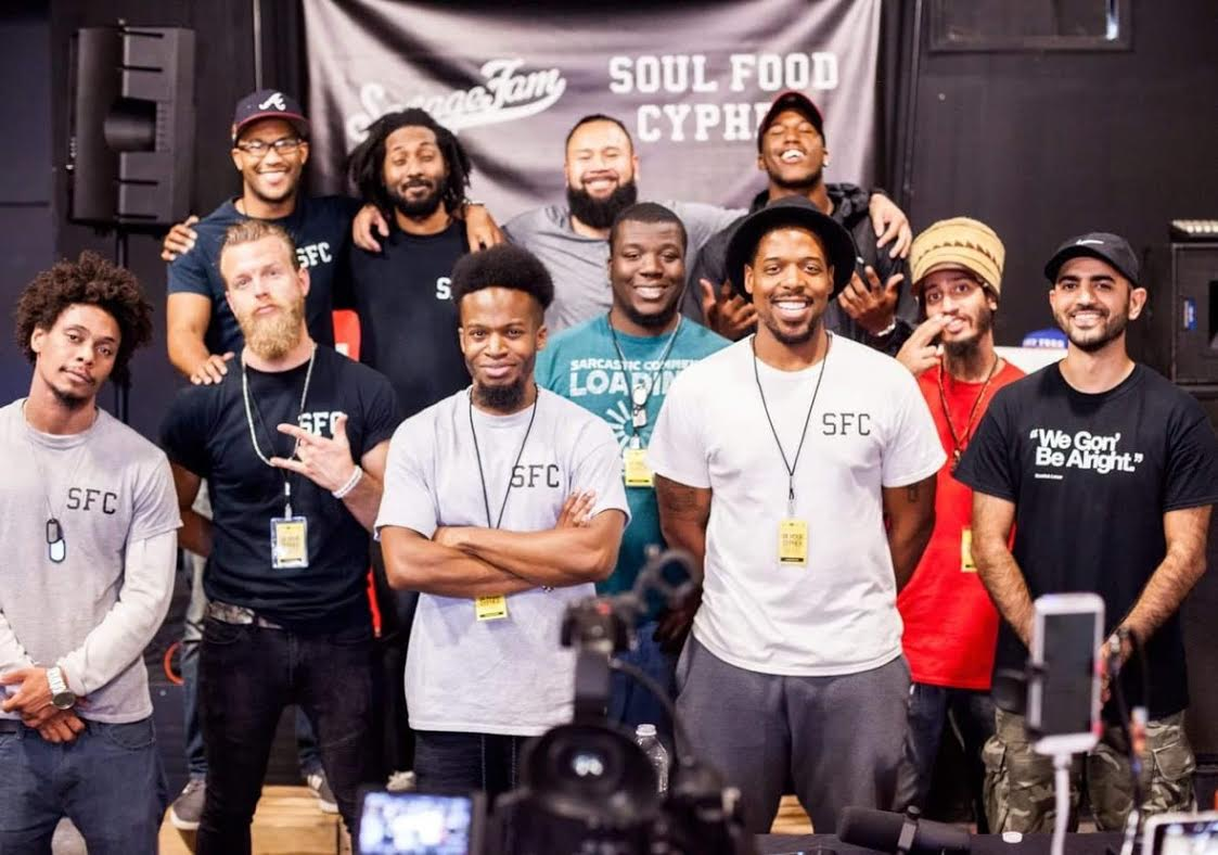 A3C Partners With Savage Fam Productions & Soul Food Cypher To Set A New World Record