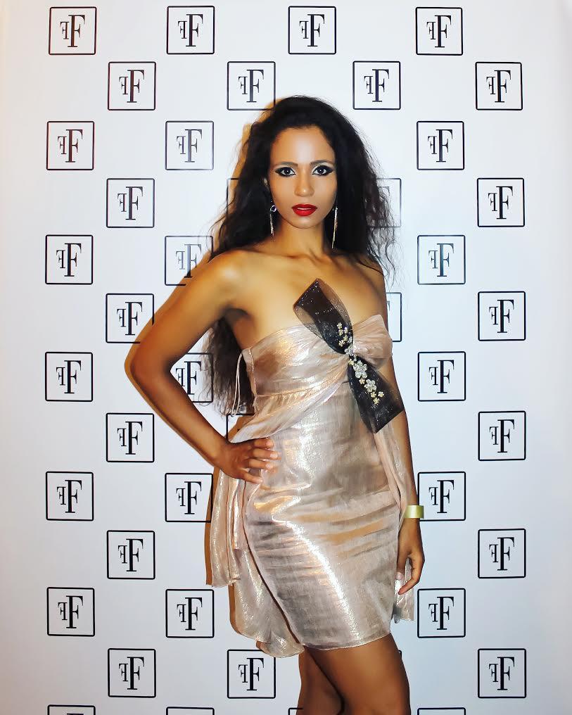 Jahna Sebastian Slays London's Fashion Week   @JahnaSebastian