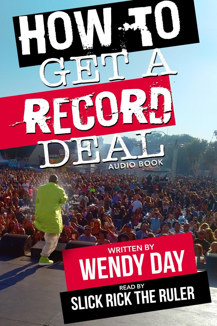 """Slick Rick & Wendy Day – """"How To Get A Record Deal"""""""