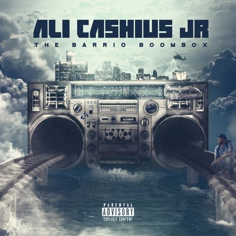 [Album] @alicashiusjr 'The Barrio Boombox'
