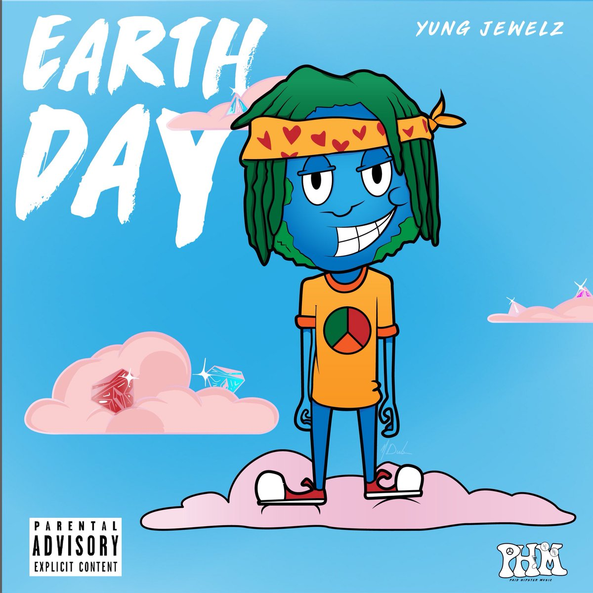 EP: Yung Jewelz – Earth Day | @thepaidhipster