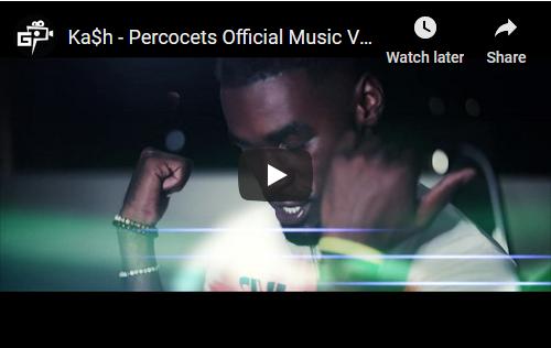 "Ka$h ""Percocets"" Video"