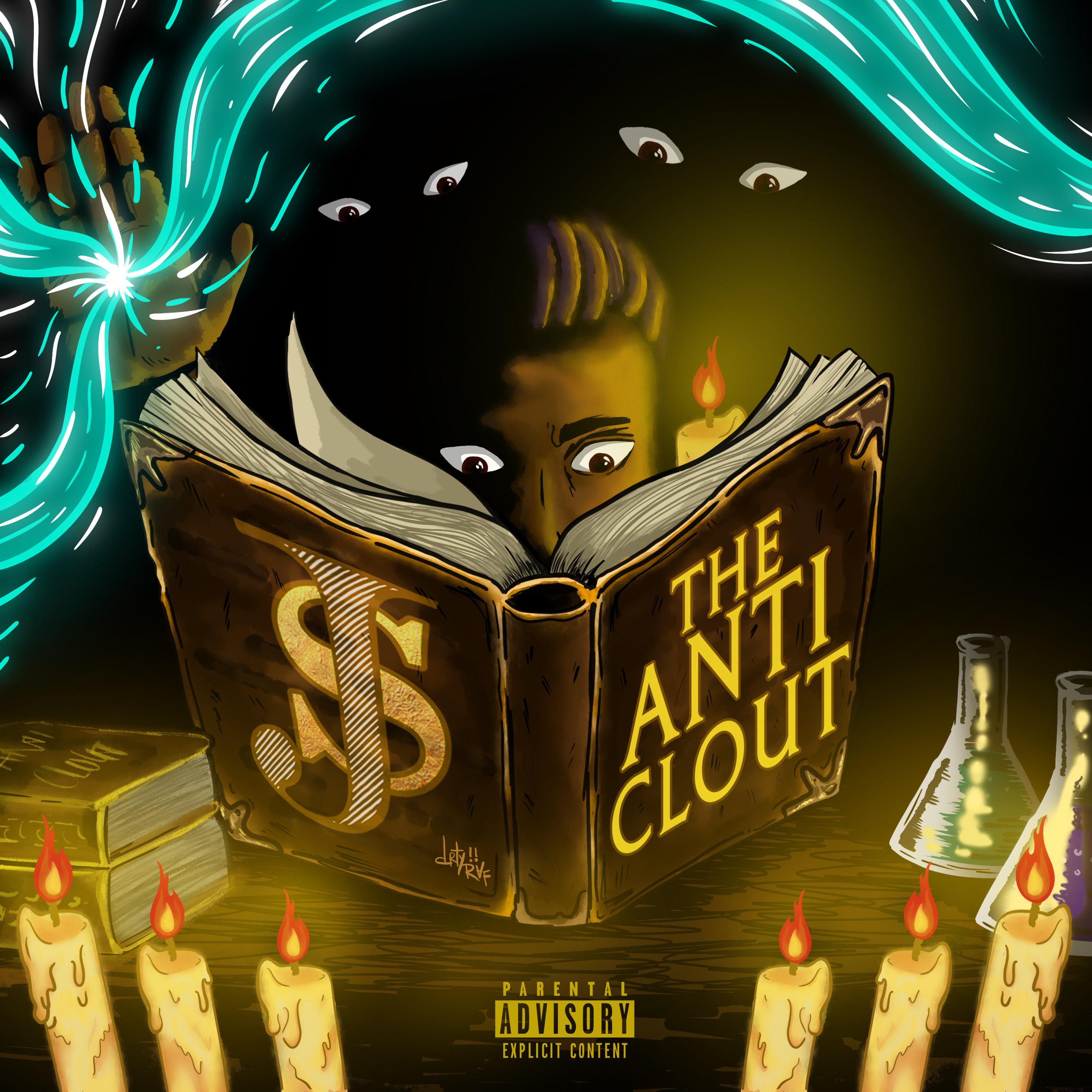 [Mixtape] J Above The $ – The Anti Clout