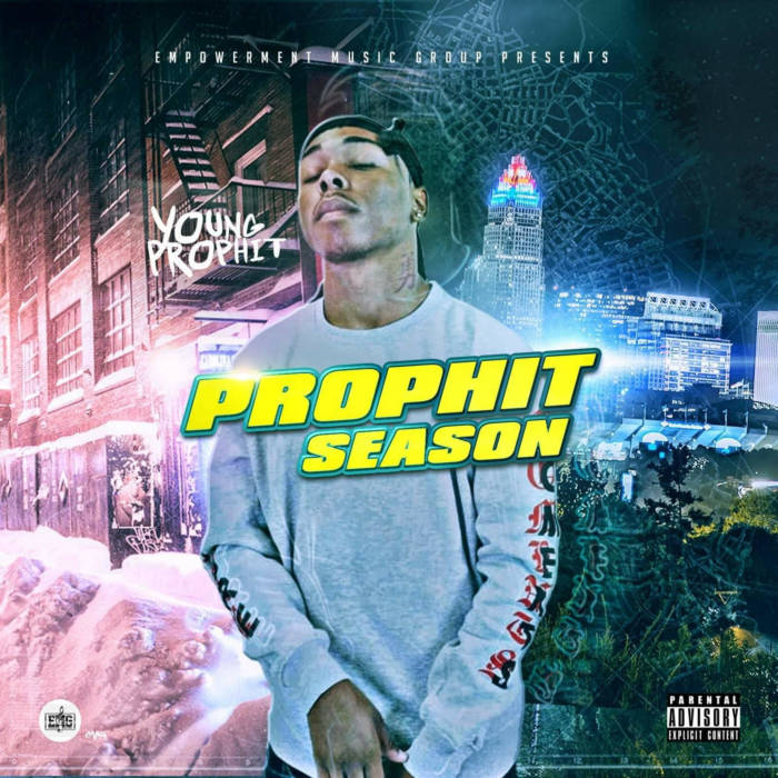 """[New Music] Elijah The Young Prophit releases """"Prophit Season"""" @TheYoungProphit @youngprophit"""