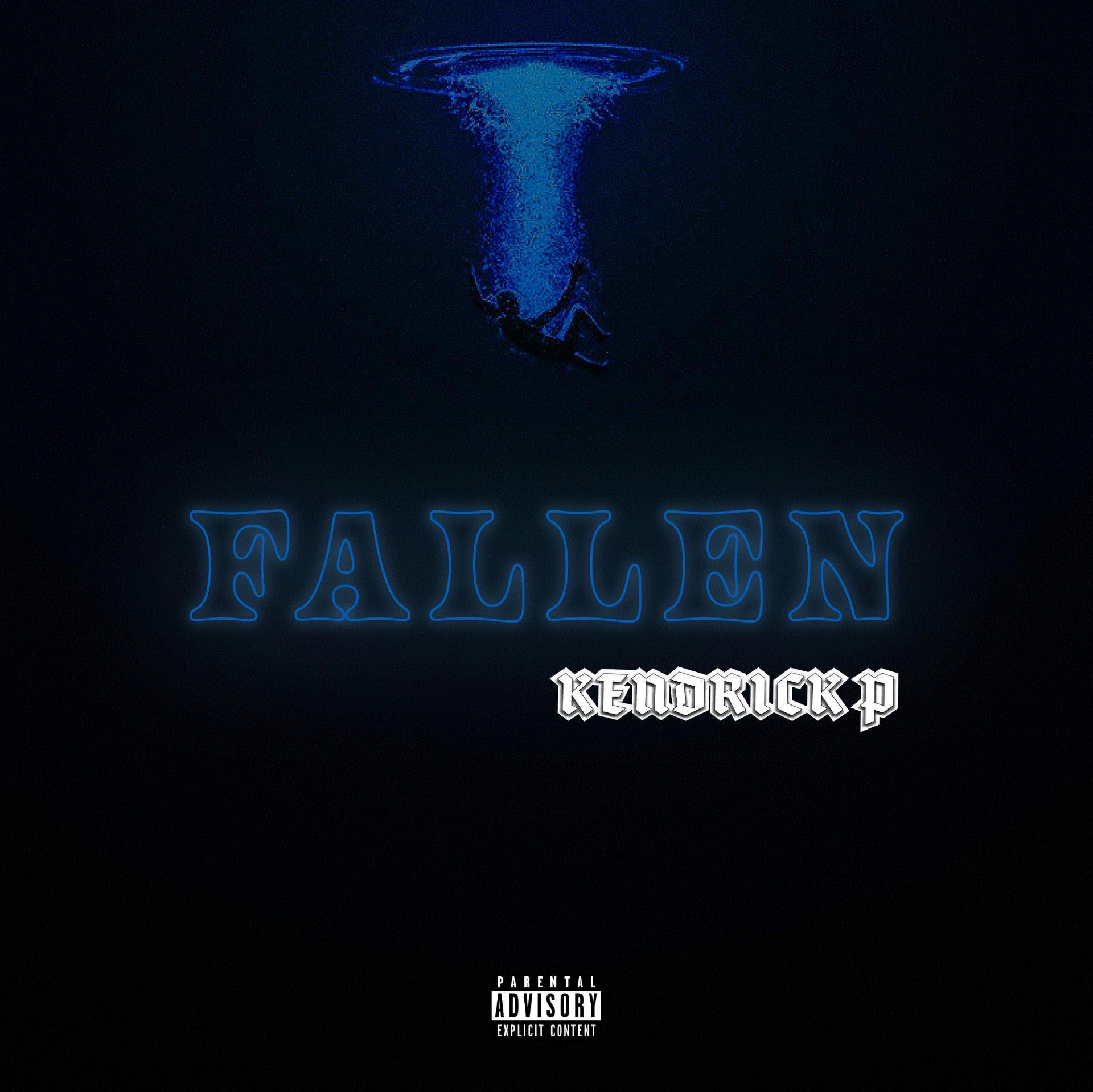 """New Release >> KENDRICK P @KendrickPMuzic """"FALLEN"""" [SERVICE PACK]"""
