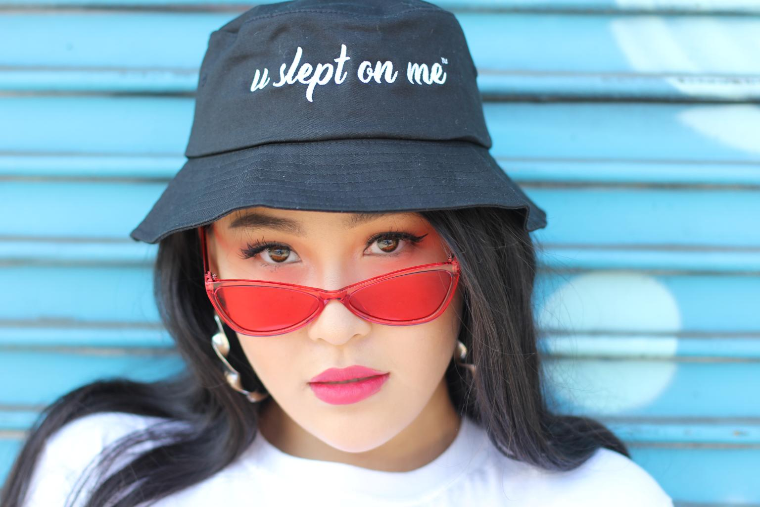 Introducing 'U Slept On Me' clothing, a Premium Athleisure Wear