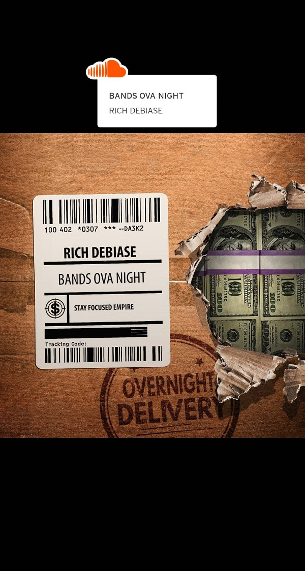 Rich Debiase – Bands Ova Night