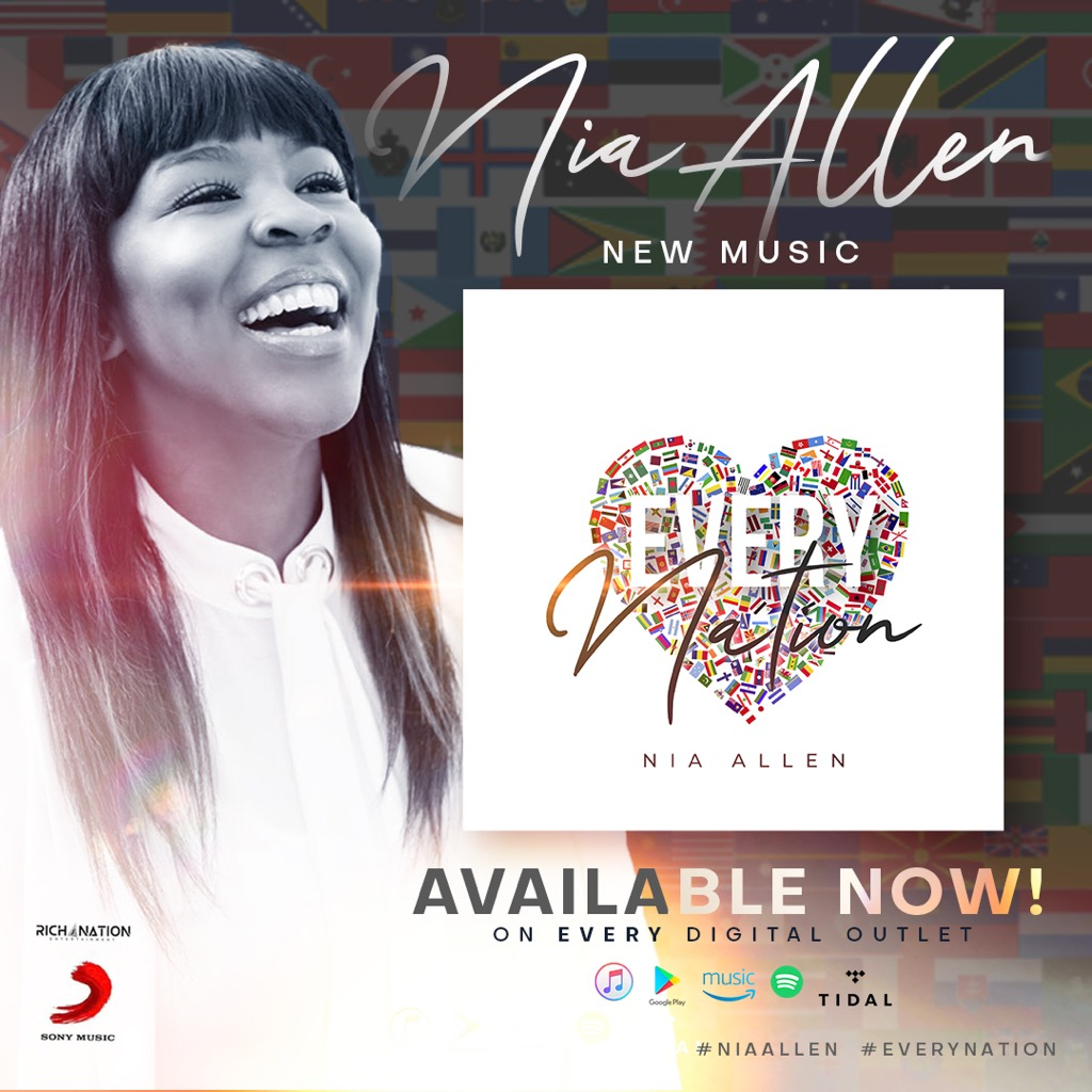Nia Allen - Every Nation