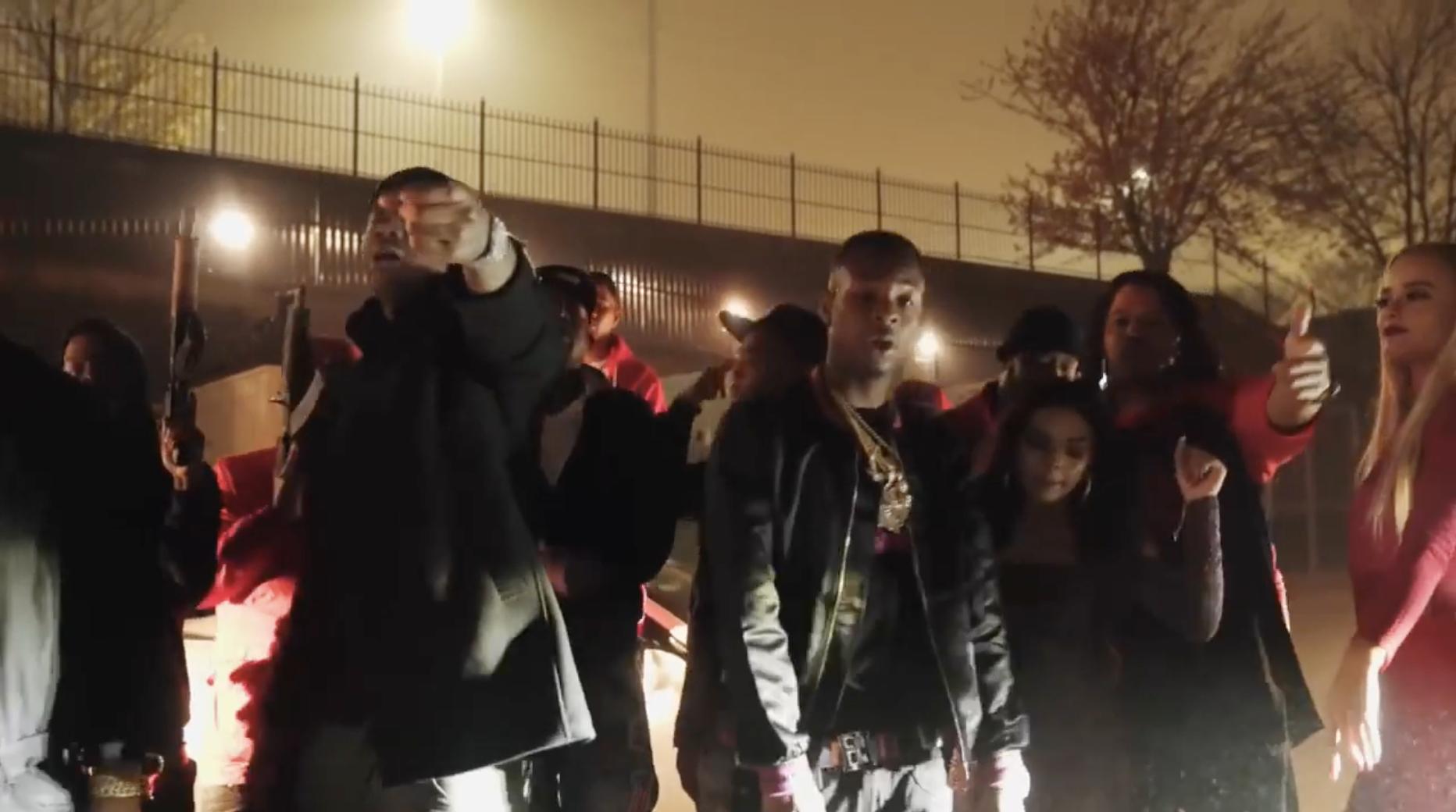 "Teflon Mark ft MoneyBagg Yo ""Drop"" Video | @iambigteflon"