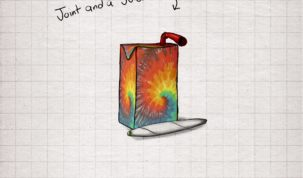 Joey Phantom - Joint and a Juicebox