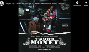 Too Much Money Official Audio