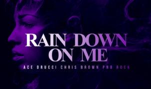 Ace Drucci - Rain Down On Me