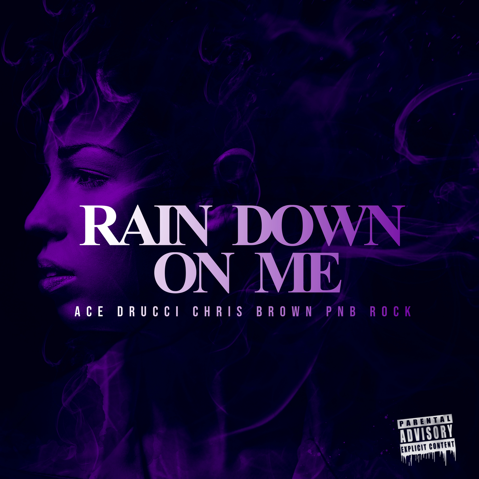 Artist/Producer Ace Drucci Releases New Single 'Rain Down On Me' With Chris Brown and PnB Rock