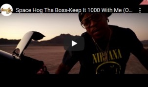 Space Hog Tha Boss - Keep It 1000 With Me