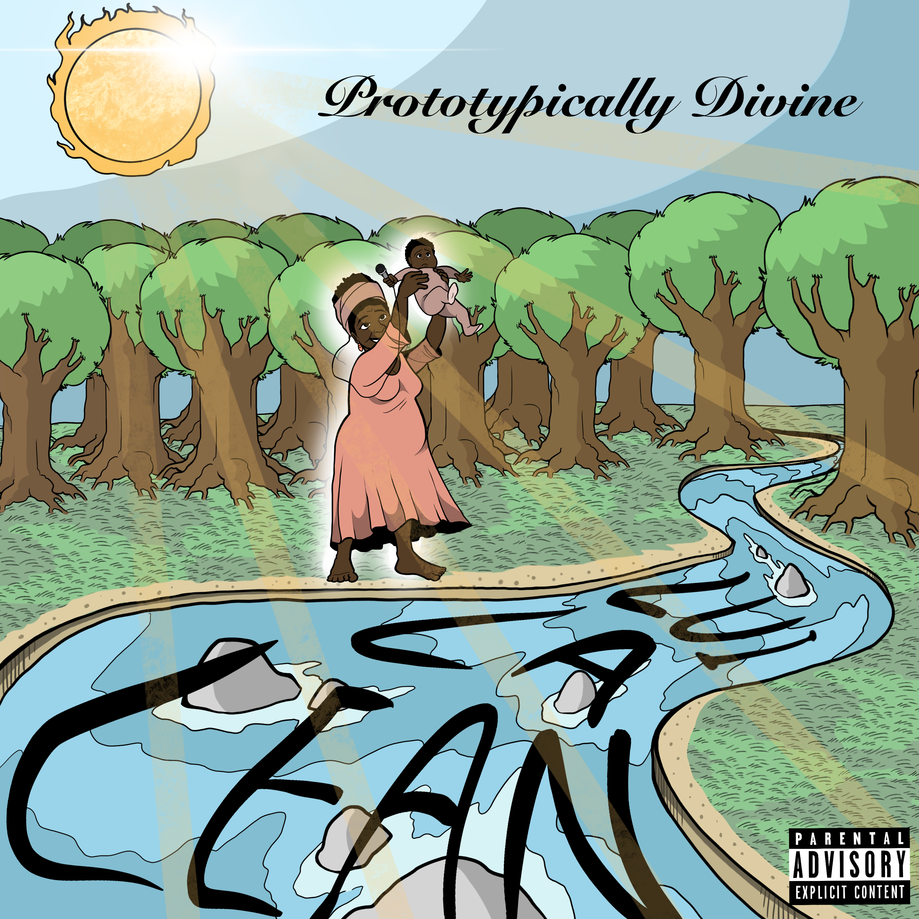 "Lui La Lean ""Prototypically Divine"" 
