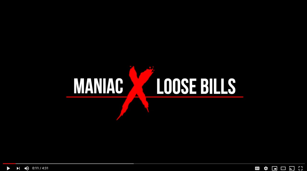 [Video] Loose Bills x RGM Maniac – Bag 2 Day