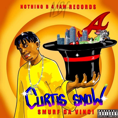 [New Single] Smurf Da Vinci – Curtis Snow