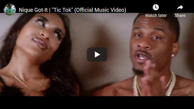 "Nique Got-It ""Tic Tok"" Official Video | @NiqueGot_It"