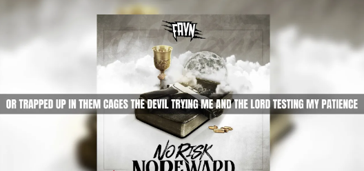 "Fayn ""No Risk No Reward"" Lyric Video 