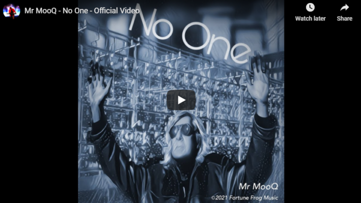 [Video] Mr. MooQ 'No One' | @mr_mooq