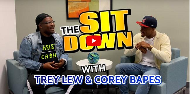 [New] Trey Lew & Corey Bapes The Sitdown Interview @treylew3