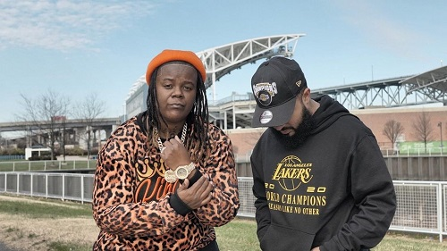 """Shell Boog Starts 2021 Off Strong With """"Ride The Wave"""" ft. Prin$e Alexander @itspafrompa @shellboog"""