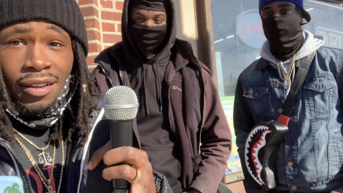 "Dolo Money ""Hood Pop Ups"" Episode 1   @DoloMoneyENT"