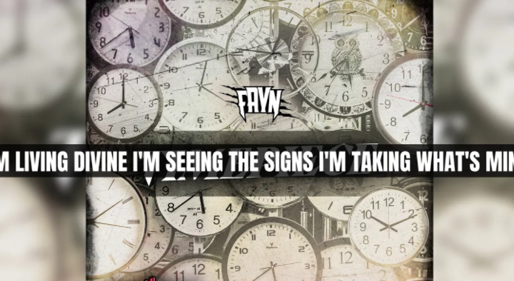 "Fayn ""Time Piece"" Lyric Video 