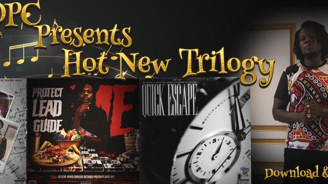 Haze OPC presents: Hot New Trilogy