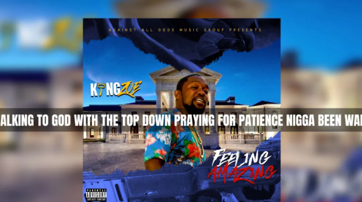 "K1ng Zoe ""Feel1ng Amaz1ng"" Lyric Video 