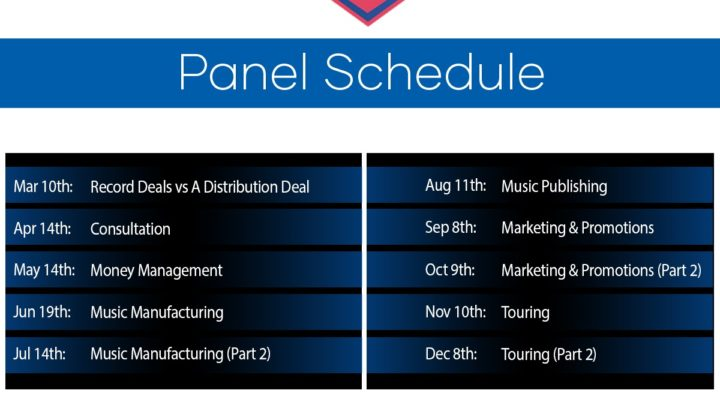 Music Distribution Club x Put Me On – Conference 2021