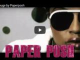 Paper Posh - Vogue
