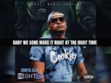 Donta Glo - Night Time Lyric Video