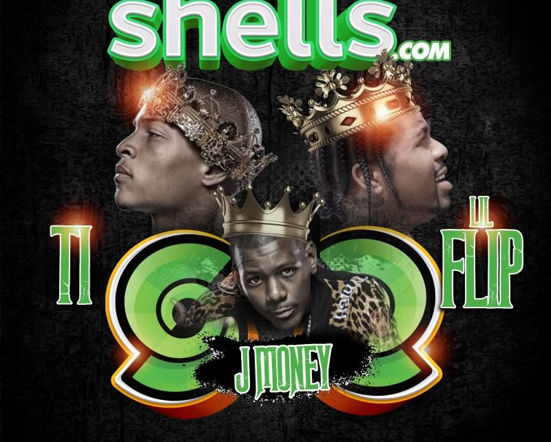 [New Music] J Money, Lil Flip & T.I – Shells.com
