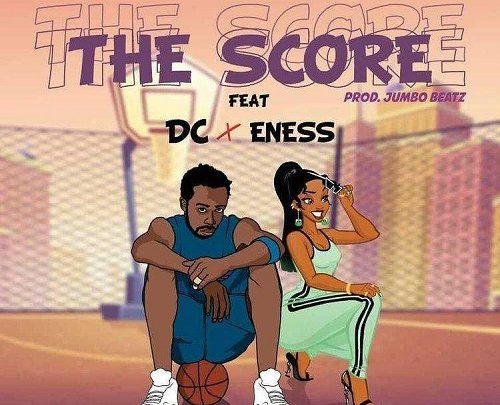 "Jersey Rapper DC Links With ENess For ""The Score"""