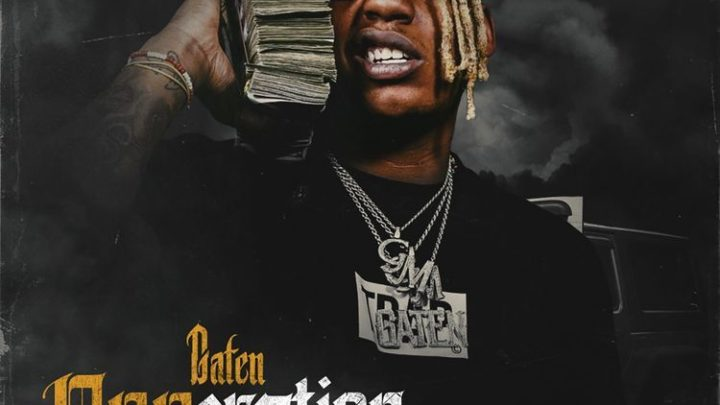 "Gaten ""Opp-eration Z6ne"" Album 