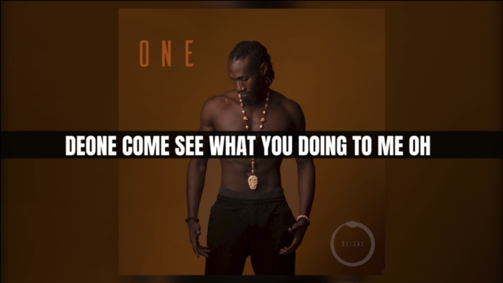 "Olisae ""One"" Lyric Video 