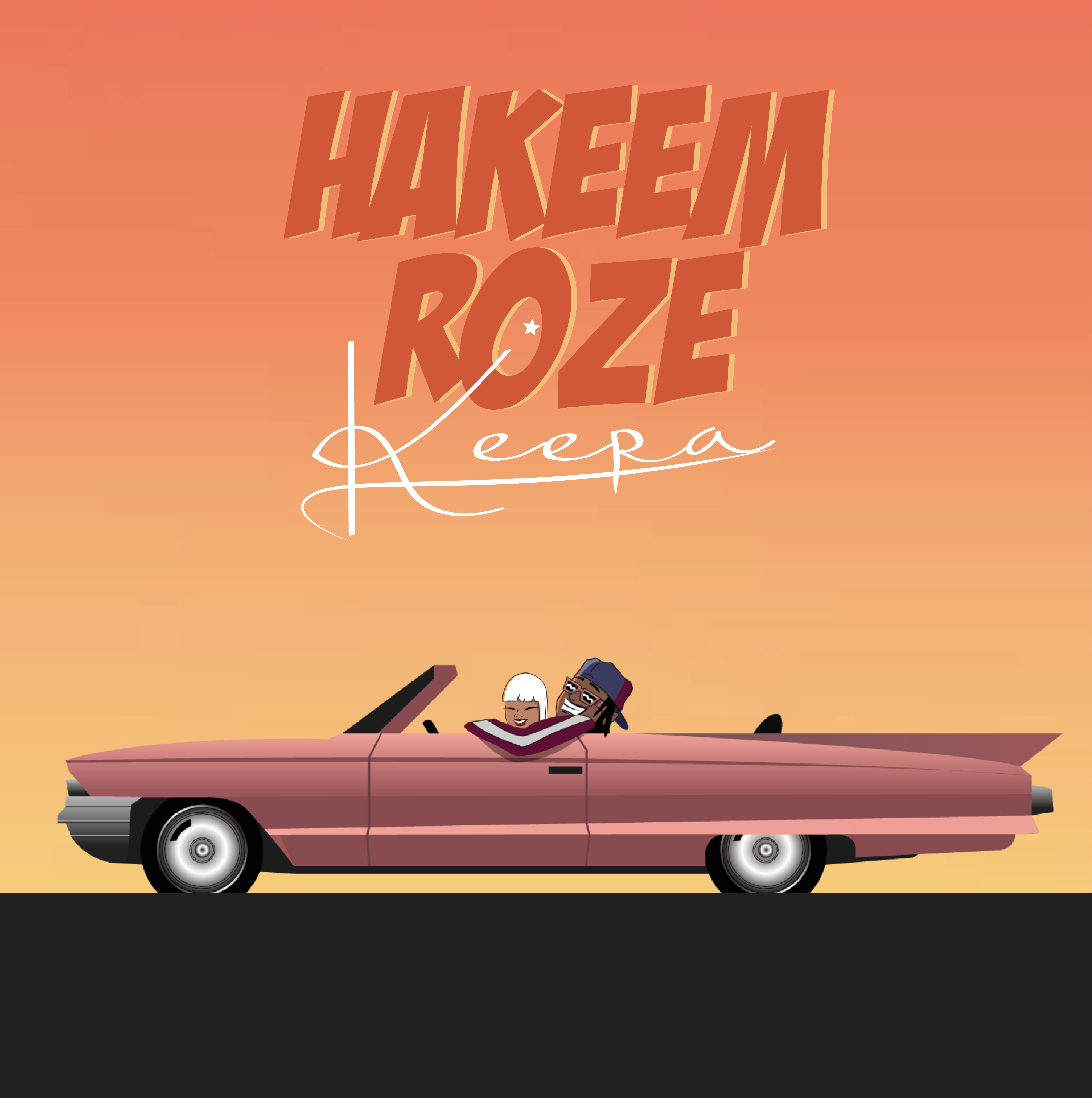 Hakeem Roze, Keepa, Video