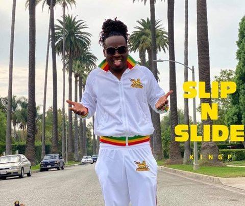 King P releases his official music video for 'Slip N Slide' | @1KingP