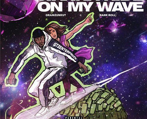 "Gramzunkut puts Harlem on his back with new single ""Wanna Ride on My Wave (Bank Roll)"" @gramzunkut"