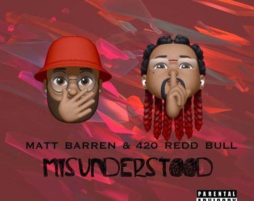 """[New EP] Matt Barren & 420 Redd Bull – """"Thundercat"""""""