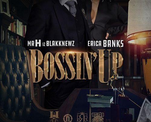MrH IZ BlakkNewz is far from playing games with new single Bossin Up @MrHizBlakknewz