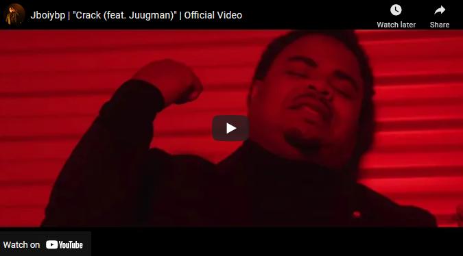 "Jboiybp ""Crack"" Music Video | @jboiybp ft Juugman"