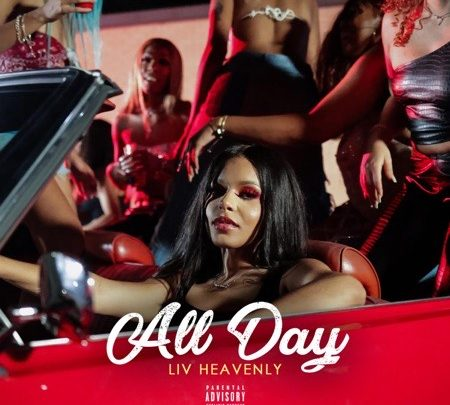 """Detroit Native, Liv Heavenly Releases New Record, """"All Day"""""""