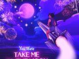 Yona Marie - Take Me To The Moon Single