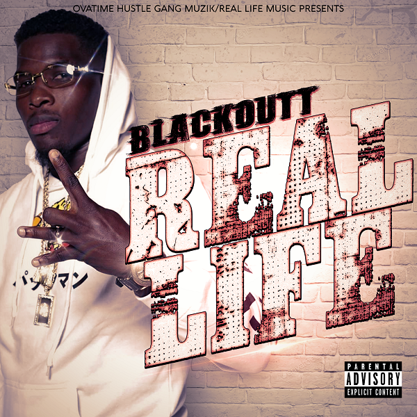 """BLACKOUTT releases his new single """"Real Life"""""""