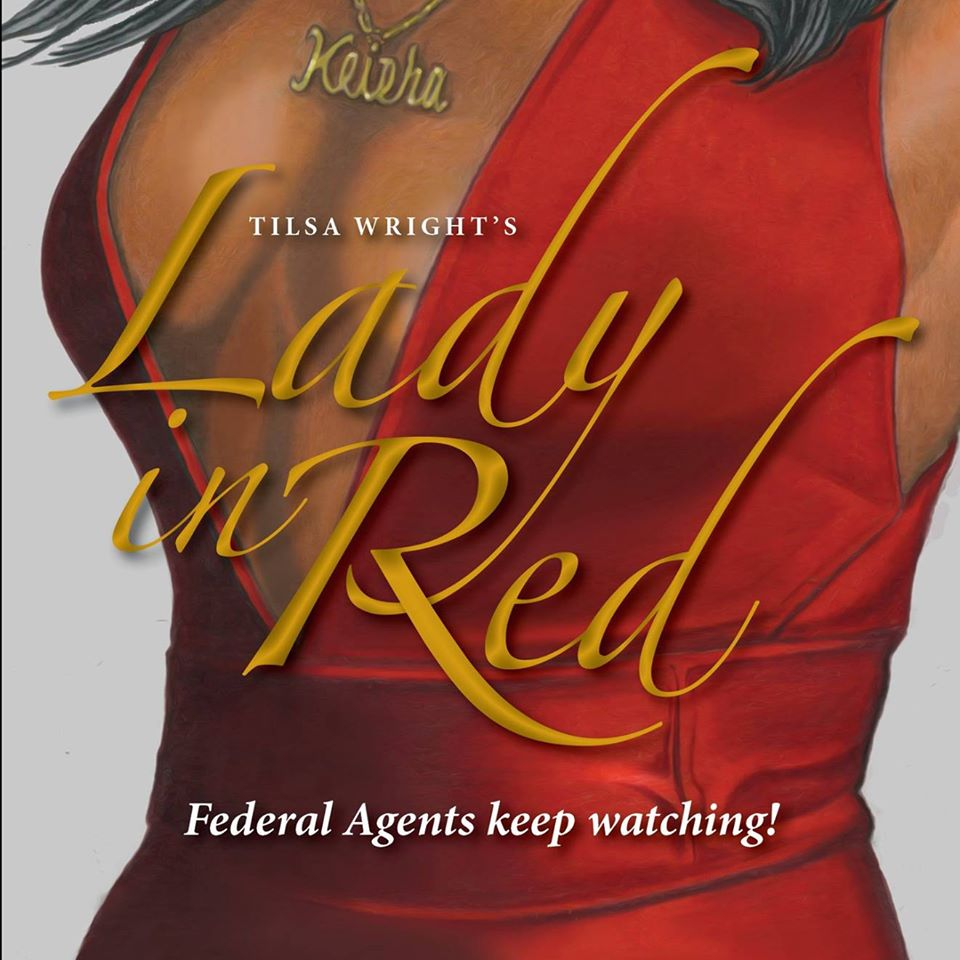 On The Scene NY Interviews with Tilsa Wright Author of Lady In Red Book @tilsawright