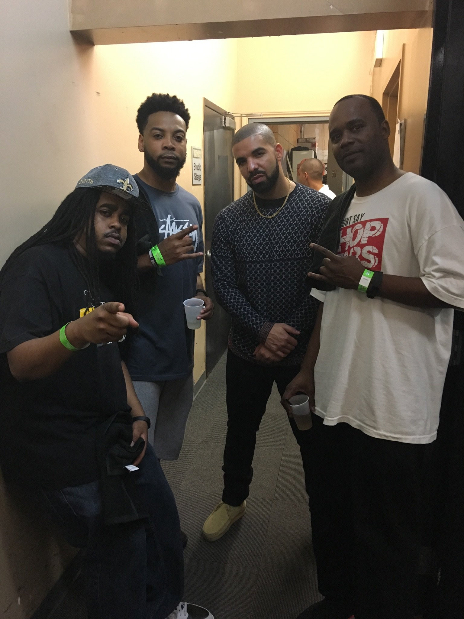 """Drake Commissions OG Ron C and The Chopstars For """"More Chops"""""""